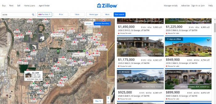zillow result