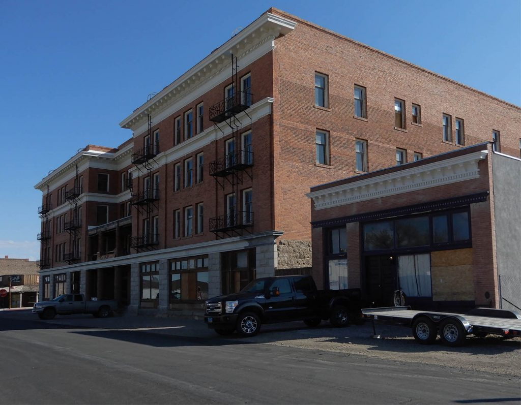 Goldfield Hotel, 2019. Photo by Jim Stiles