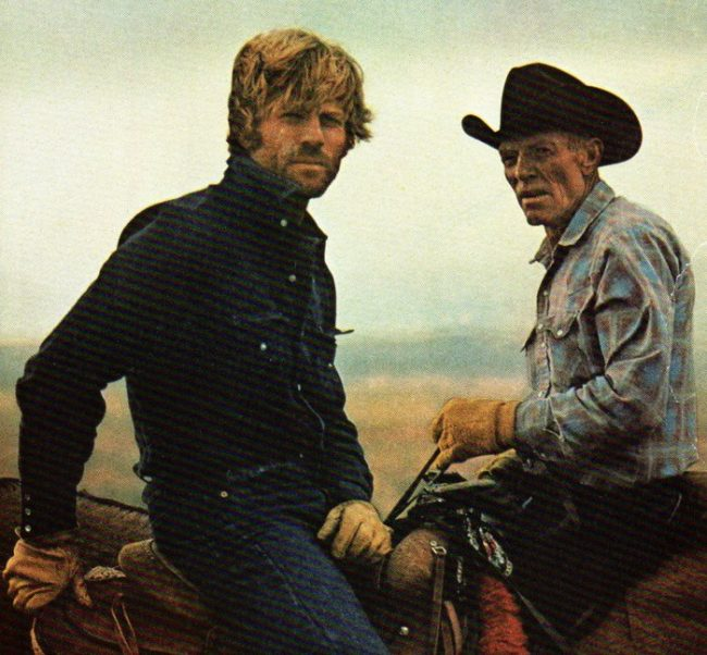 Redford and Ekker