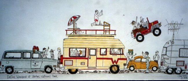 cartoon by Jim Stiles