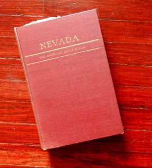 Herbs WPA Guide to Nevada