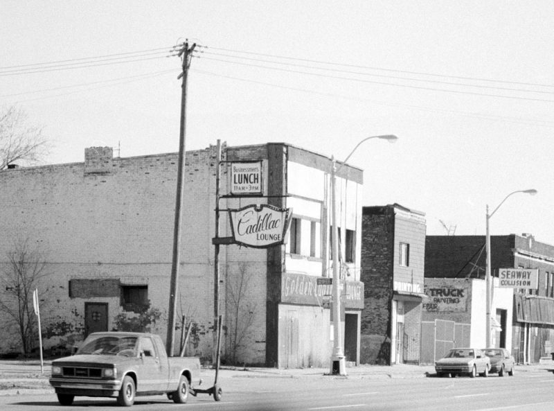 Detroit - 1997 photo by Paul Vlachos