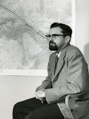 J Allen Hynek 1954 OSU Libraries