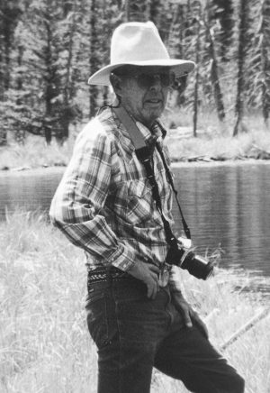 Robert I. Kerr, mid 2000s. As Canyonlands superintendent from 1972 to 1975, Kerr opposed road development in the park. — Photo provided by Bob Kerr