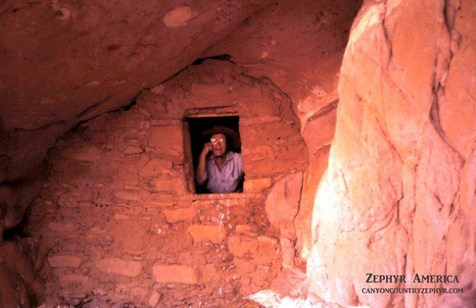 Edna Fridley Zephyr America Moki Ruins