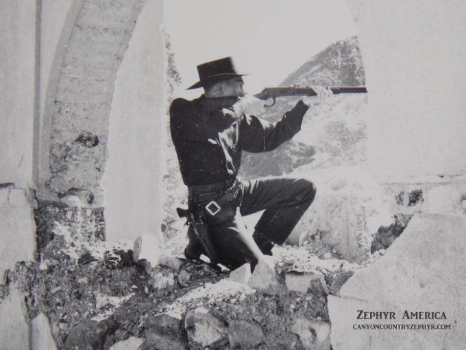 Herb Ringer Zephyr America Rhyolite Nevada