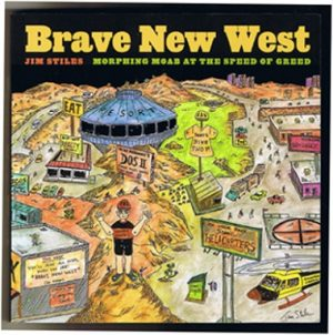 brave new west by jim stiles cover image