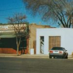 Late 1980s. Center Street in Moab and the Times-Independent office.