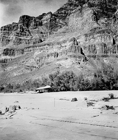 1949 Sun Shade at Gypsum Canyon