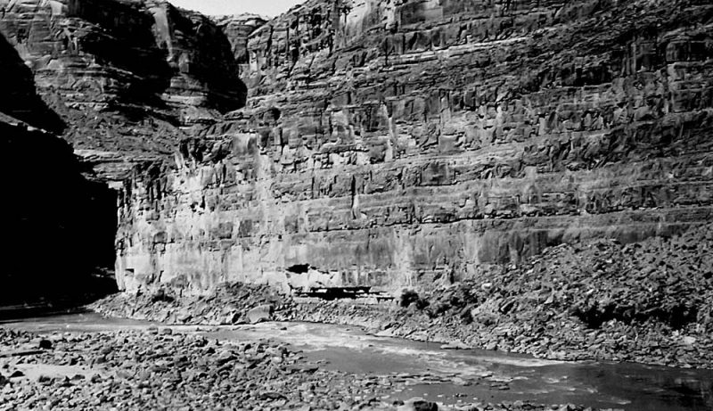 1949 Dark Canyon Rapid
