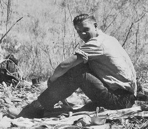 Bill Dickinson, 1949