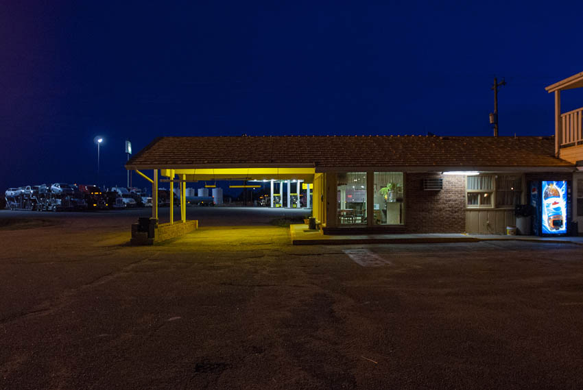 Motel Lobby. Photo by Paul Vlachos