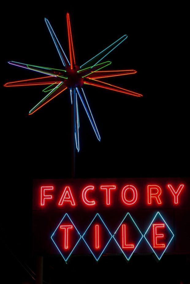 Factory Tile. Photo by Paul Vlachos