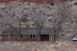 The Old Rock House. Arches NP