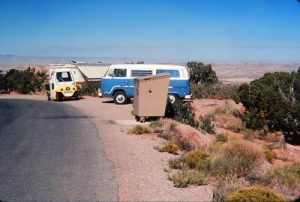 Arches NP Campground. Photo by Jim Stiles
