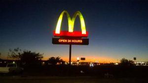 The Kayenta McDonald's