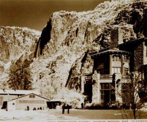 The Naval Convalescent Hospital at Yosemite National Park