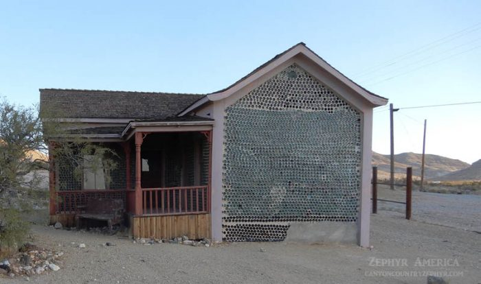 The Bottle House, 2019. Photo by Jim Stiles