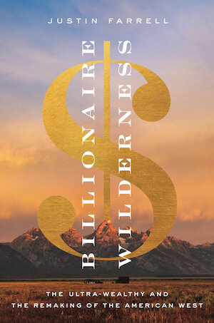 Billionaire Wilderness Cover Image