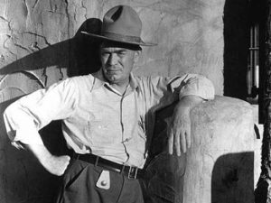 "Frank ""Boss"" Pinkley. National Park Service."