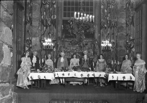 The Bracebridge Dinner. c/o NPS