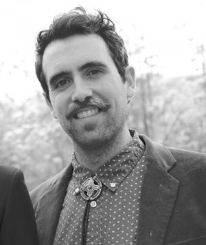 Justin Farrell author photo