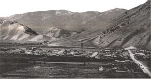 An early 20th century view of Jackson, Wyoming. Photo courtesy of Martin Murie.