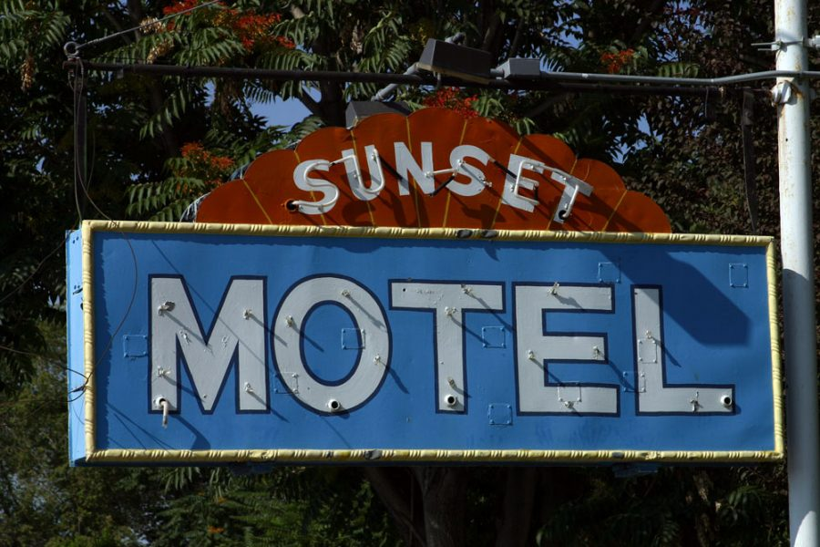 Sunset Motel. Photo by Paul Vlachos