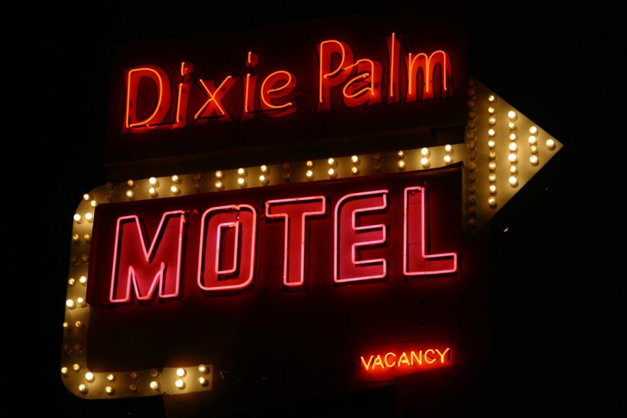 Dixie Palm Motel. Photo by Paul Vlachos