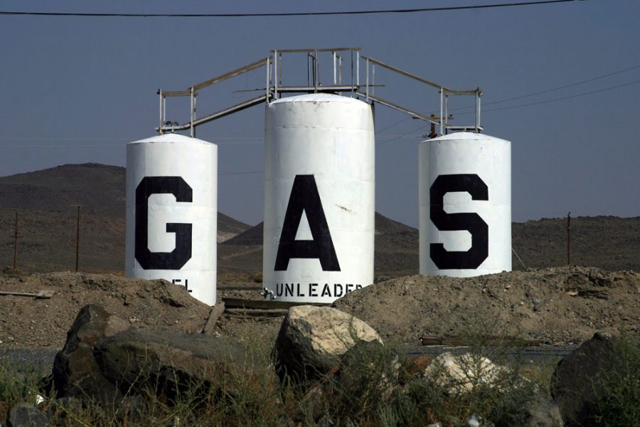 Gas. Photo by Paul Vlachos
