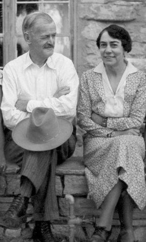 John and Louisa Wetherill