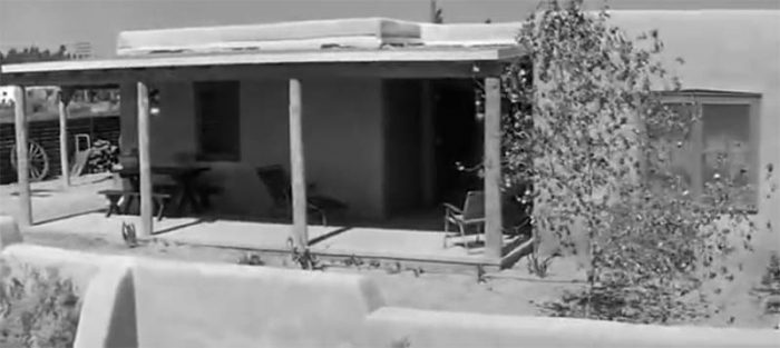 Bondi House, from the film