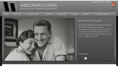 Wisconsin Center for Film and Theater Research