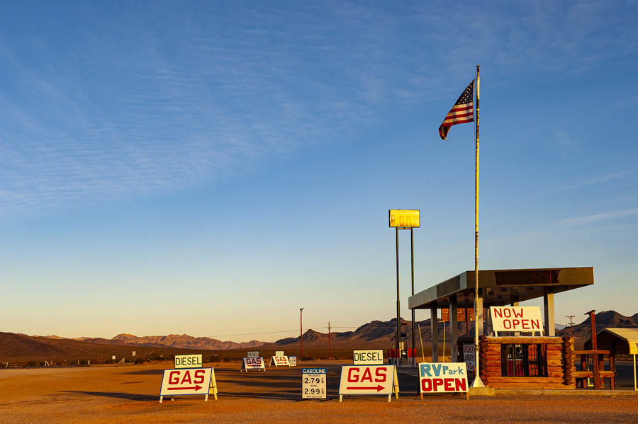 Amargosa Valley, Nevada. Photo by Paul Vlachos