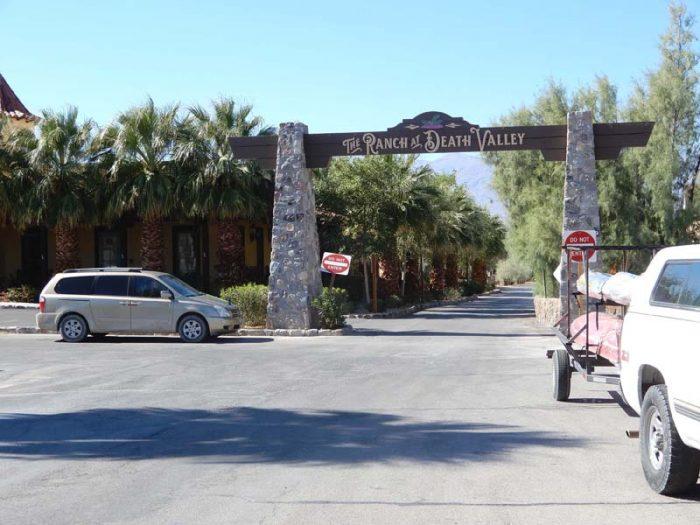 Furnace Creek Ranch. Jim Stiles. 2020