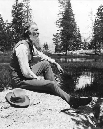 John Muir. Library of Congress