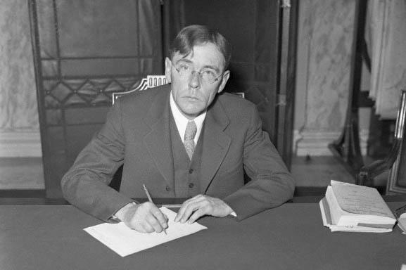 John Collier. Library of Congress