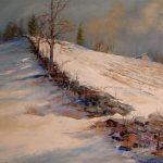 Solstice, a painting by Al Cornett.
