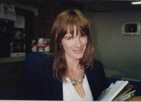 Christy Williams Dunton. Photo by Jim Stiles