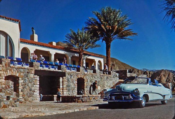 Furnace Creek Inn. Herb Ringer. 1948