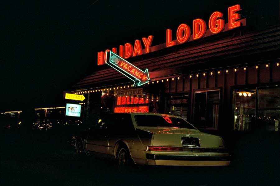 South Lake Tahoe, California - 1999. Photo by Paul Vlachos