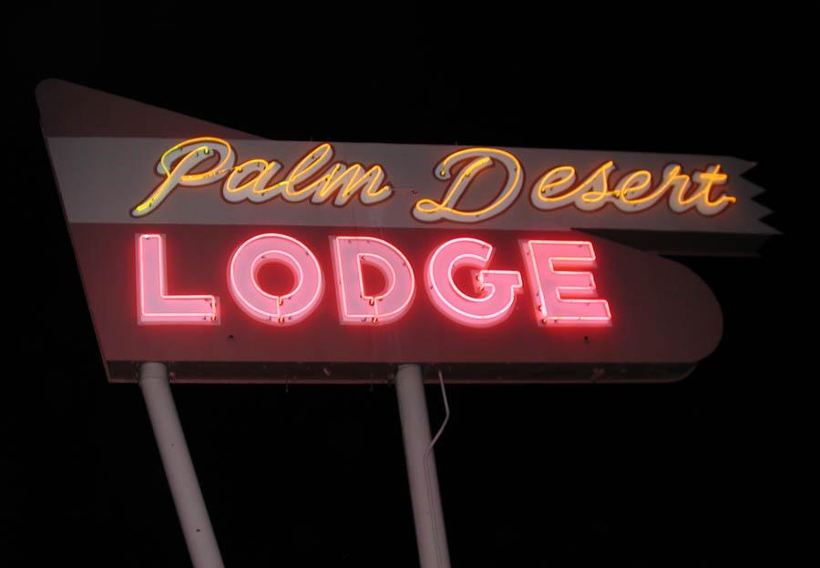 Palm Desert, California - 2000. Photo by Paul Vlachos