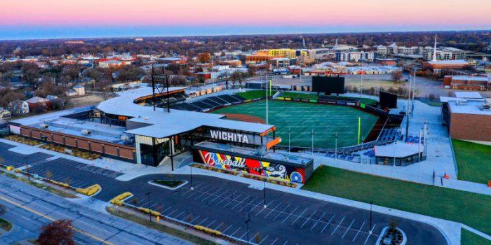Wichita's $75 million Riverfront Stadium