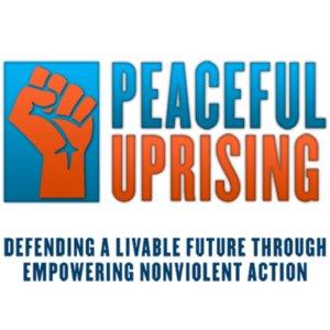 Peaceful Uprising Logo