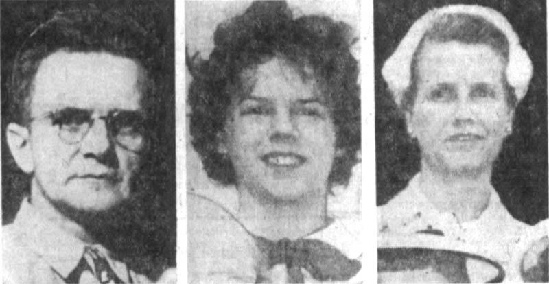 Boothroyd, Dennise Sullivan, and Jeannette Sullivan