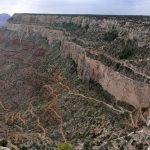 Bright Angel Trail, Grand Canyon.