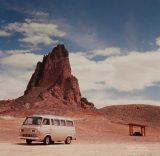 Agathla Peak. 1965. Photo by Herb Ringer